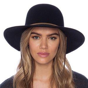 Brixton Tiller Wise Brim Wool Hat